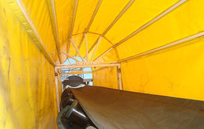 Cubierta para Correas Transportadoras - Cobemax